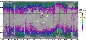 researchers create global map of water in moon s soil news
