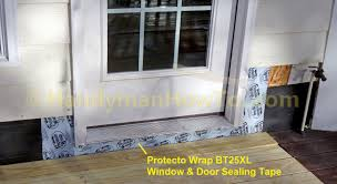 Flashing Patio Door by How To Replace Deck Ledger Flashing