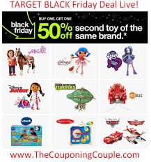 target black friday shipping target toy deal buy 1 get 1 50 off with free shipping