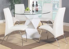 Dining Table And 4 Chairs White Dining Table And 4 Chairs Deannetsmith
