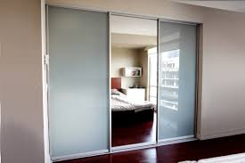 Mirror Sliding Closet Doors For Bedrooms Mirrored Sliding Closet Doors For Bedrooms Steveb Interior