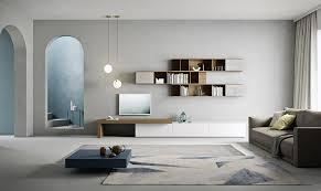 Danish Design Wohnzimmer Wohnwände Living Rooms And Room