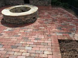 Patio Brick Pavers General Shale Brick Paver Patio
