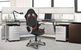 Armchair Racing Office Chair With Wheels Orthopedic And Ergonomic Idfdesign
