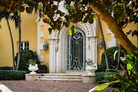 tour a magnificent mediterranean estate in palm beach art of