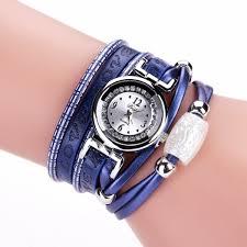 leather bracelet woman images Duoya dy102 luxury fashion woman watch electronic quartz leather jpg