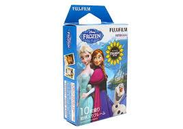 frozen sheets fujifilm instax mini frozen fever 10 sheets
