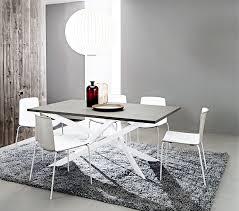 tavoli da sala da pranzo moderni tavolo fisso renzo vendita su mit design store