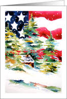 patriotic christmas cards patriotic christmas cards from greeting card universe