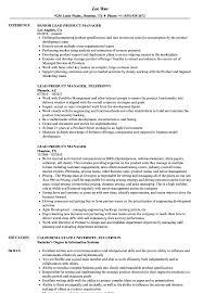 Self Storage Manager Resume Lead Product Manager Resume Samples Velvet Jobs