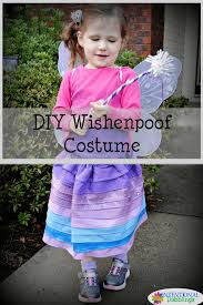 wishenpoof costume for halloween