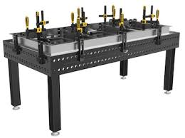Buildpro Welding Table by Material Handling Siegmund Professional Extreme 750 Welding