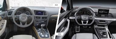 lexus suv vs audi q5 audi q5 suv new vs old compared carwow