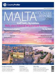 Young Doctors Buck The Trend Malta Country Report 2017 By Countryprofiler Issuu