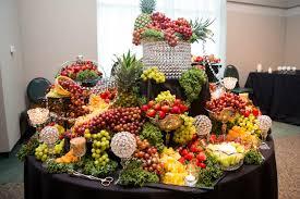 fruit table display ideas fruit display