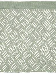 Lace Cafe Curtains Kitchen by Dappled Lace Café Curtain Pattern Knitting Patterns And Crochet