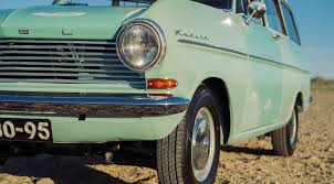 vintage opel car opel kadett car a van