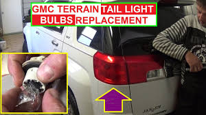 how to replace tail light bulb tail light bulb replacement www lightneasy net