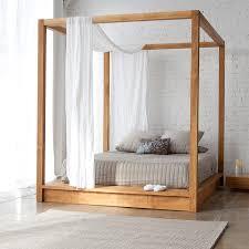 Modern Beds Mash Studios Pch Canopy Bed Modern Beds