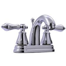 Kingston Brass Bridge Faucet Kingston Brass Chrome 2 Handle 4
