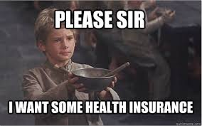 Health Insurance Meme - no health insurance meme journalingsage com