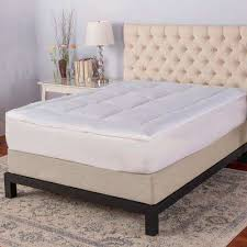 mattress toppers u0026 pads bedding the home depot