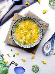 cuisine mauricienne chinoise soupe de poulet maïs il était une fois une spécialité cantonaise