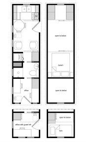 house plans and more 53 micro house floor plans tiny house floor plans book from