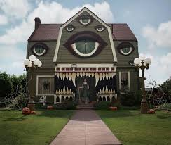 horror home decor 45 halloween decorations that convert homes into real horror meuseums
