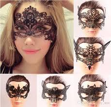 lace masquerade masks for women women fox crown bat design lace masquerade masks
