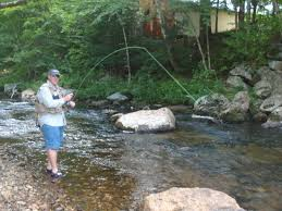 New Hampshire rivers images Ellis river fly fishing guided fly fishing trips new hampshire jpg