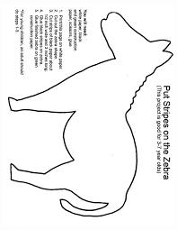 25 zebra craft ideas letter crafts abc