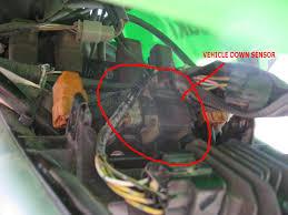 vehicle down sensor kawasaki kfx450 forum kfx450hq com
