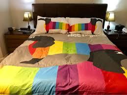 Sausage Dog Duvet Cover 100 Cotton Cartoon Hero Superman Bedding Set Bed Linen With Duvet
