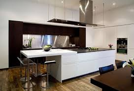 kitchen contemporary kitchen design with white kitchen design