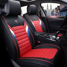 seat covers for cadillac srx aliexpress com buy pu leather auto universal car seat covers