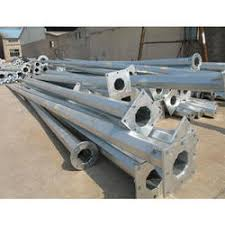 used aluminum light pole for sale street light pole at best price in india