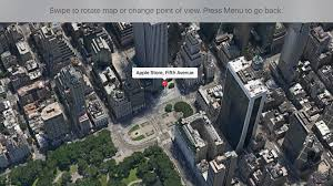 Google Maps Rotate Use Apple Maps And Plan Trips On The Big Screen With Tv Maps For