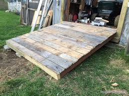 How To Build A Shed Design by How To Build A Shed Ramp Design Wooden Shed Ramp