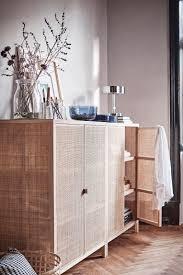 Schlafzimmer Lampen Bei Ikea Samt Rattan Und Viel Blau Die Ikea Stockholm Und Ps Kollektionen