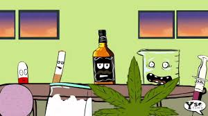 cartoon alcohol drug coalition youtube