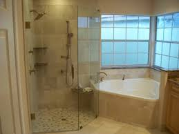 bathroom tub and shower ideas small tub shower combo corner bathtub top best bath ideas on