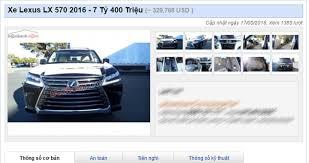 xe sang lexus lx570 thuế sắp tăng lexus lx570 2016 nhập ngoài