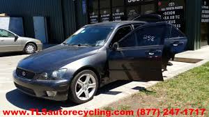 lexus rx330 trailer hitch parting out 2004 lexus is 300 stock 3091rd tls auto recycling