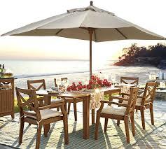 Outdoor Patio Set With Umbrella Patio Furniture With Umbrella And Patio Umbrellas 58 Patio
