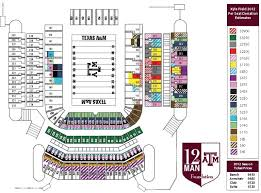 kyle map kyle field 2012 per seat donation map texags