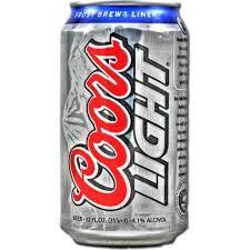coors light 18 pack coors light 18 pack 12oz can beer runner