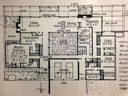 baby nursery mid century modern floor plans mid century home