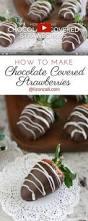 Chocolate Covered Strawberries Tutorial Chocolate Covered Strawberry Trifle Strawberry Trifle Chocolate