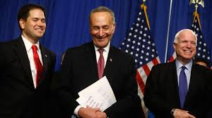 james comey gang of eight gang of 8 introduces immigration reform bill abc news